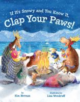 Cover art for Clap Your Paws!