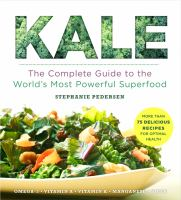 Cover art for Kale: The Complete Guide