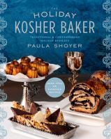 Cover art for The Holiday Kosher Baker