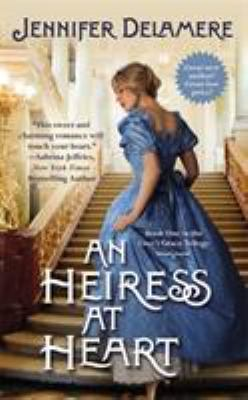 Cover image for An heiress at heart 