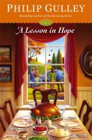 Cover of Lesson in Hope