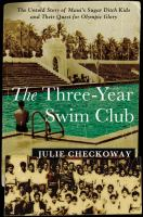 Cover of The Three- Year Swim Club