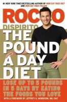 Cover art for The Pound a Day Diet