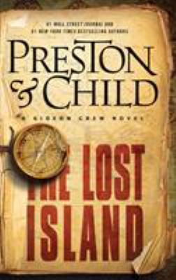 cover of The Lost Island: Gideon Crew