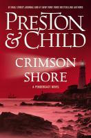Cover art for Crimson Shore