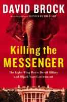 Cover of Killing the Messenger