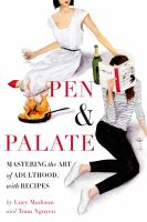 Cover art for Pen & Palate