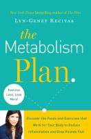 Cover art for The Metabolism Plan