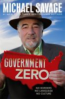 Cover of Government Zero