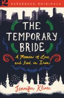 Cover art for The Temporary Bride
