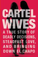 Cover art for Cartel Wives