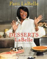 Cover art for Desserts LaBelle