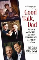 Cover art for Good Talk, Dad