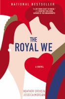 Cover art for The Royal We