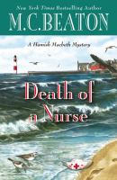 Cover art for Death of a Nurse