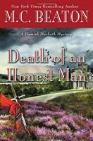 Cover art for Death of an Honest Man
