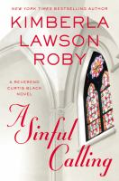 Cover art for A Sinful Calling