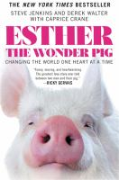 Cover art for Esther the Wonder Pig
