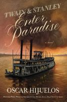 Cover art for  Twain and Stanley Enter Paradise