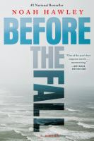 Cover art for Before the Fall