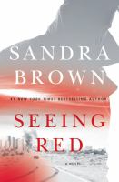Cover art for Seeing Red