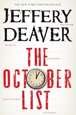 Cover image for The October list