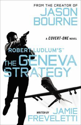 cover of Robert Ludlum's The Geneva Strategy
