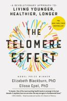 Cover art for The Telomere Effect