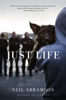 Cover art for Just Life