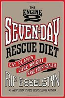 Cover art for The Seven Day Rescue Diet