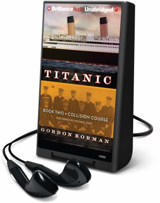 cover photo: Titanic Book 2 Collision Course