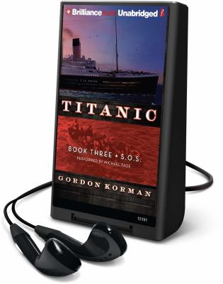 cover photo: Titanic Book 3 S.O.S.