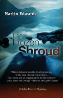 Book cover: The Frozen Shroud
