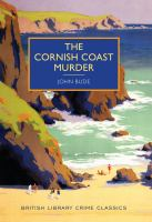 The Cornish Coast Murder by Bude, John © 2016 (Added: 9/26/16)