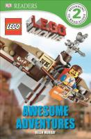 Cover art for Awesome Adventures