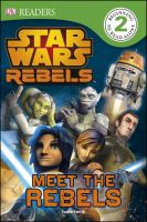Star Wars: Meet the Rebels