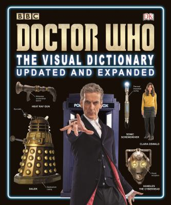 cover of Doctor Who: The Visual Dictionary