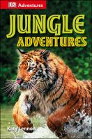 Cover art for Jungle Adventures