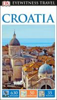 Eyewitness Travel Croatia by  © 2003 (Added: 4/23/18)
