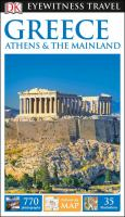 Eyewitness Travel Greece, Athens, & The Mainland by  © 1997 (Added: 4/23/18)