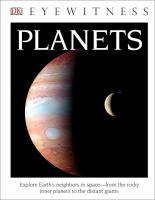 Cover art for Planets