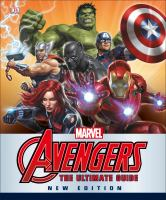 Marvel The Avengers : The Ultimate Guide by Beatty, Scott © 2018 (Added: 5/17/18)