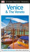 Eyewitness Travel Venice & The Veneto by  © 1995 (Added: 4/17/18)