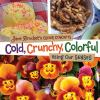 Cold, crunchy, colorful : using our senses