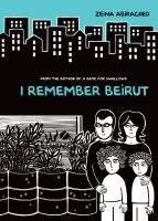Cover art for I Remember Beirut