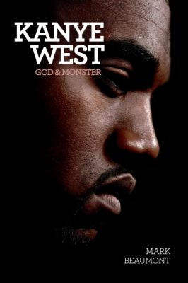 cover of Kanye West : god and monster