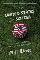 Cover art for The United States of Soccer