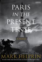 Cover art for Paris in the Present Tense