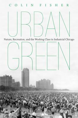Urban Green book cover image