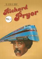 Cover art for The Legend of Richard Pryor